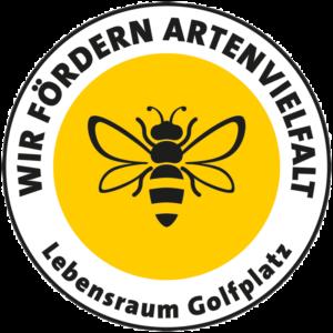 Logo Lebensraum Golfplatz